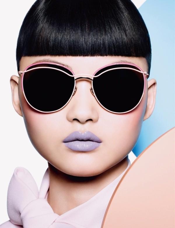 double-wire-rim-Sunglasses Best 10 Hottest Eyewear Trends for Men & Women 2018