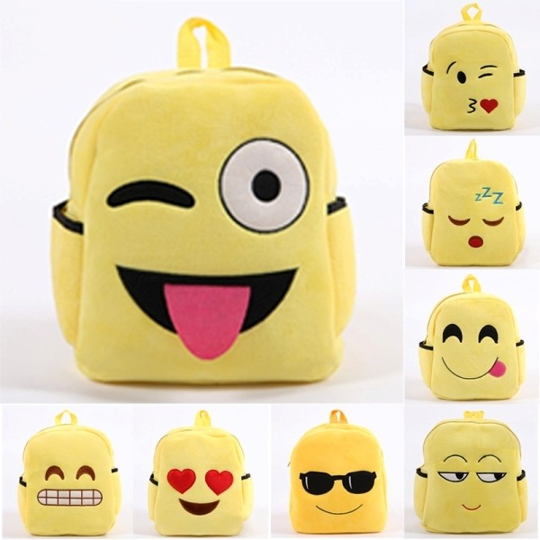 emoji-backpack-1 50 Affordable Gifts for Star Wars & Emoji Lovers