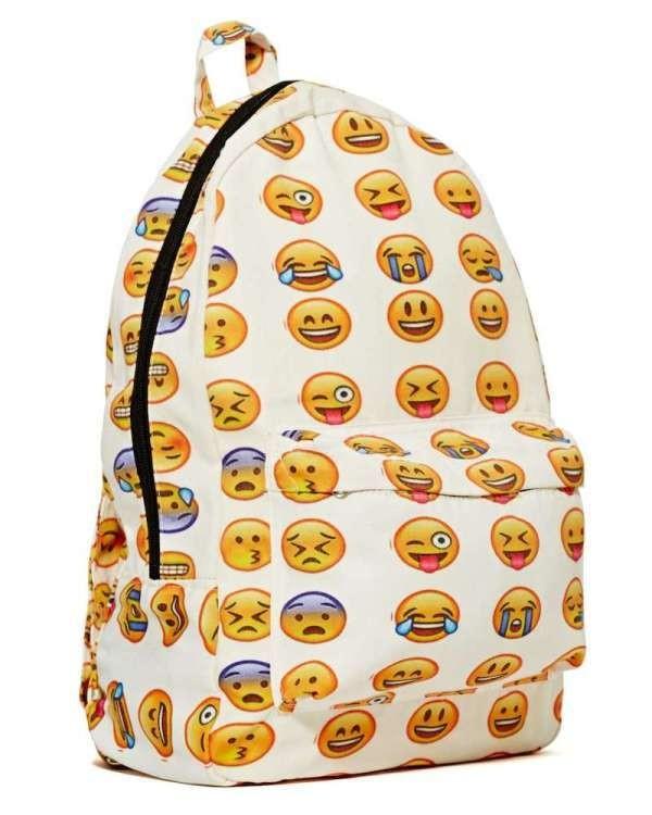 emoji-backpack 50 Affordable Gifts for Star Wars & Emoji Lovers