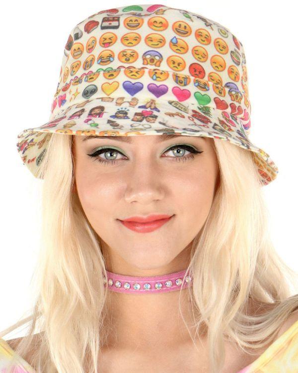 emoji-hat-1 50 Affordable Gifts for Star Wars & Emoji Lovers