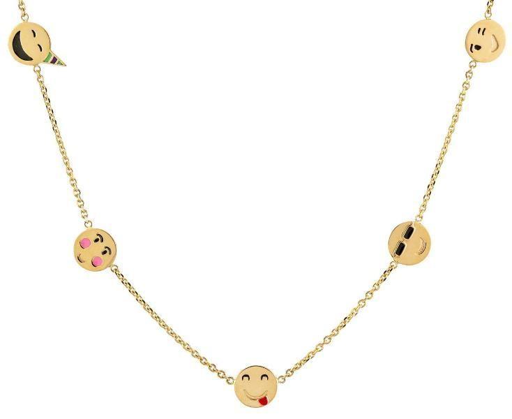 emoji-jewelry-3 50 Affordable Gifts for Star Wars & Emoji Lovers