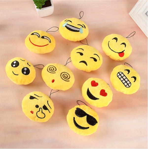 emoji-keychains-1 50 Affordable Gifts for Star Wars & Emoji Lovers