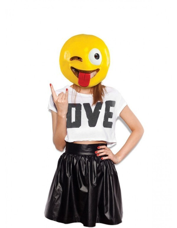 emoji-mask 50 Affordable Gifts for Star Wars & Emoji Lovers