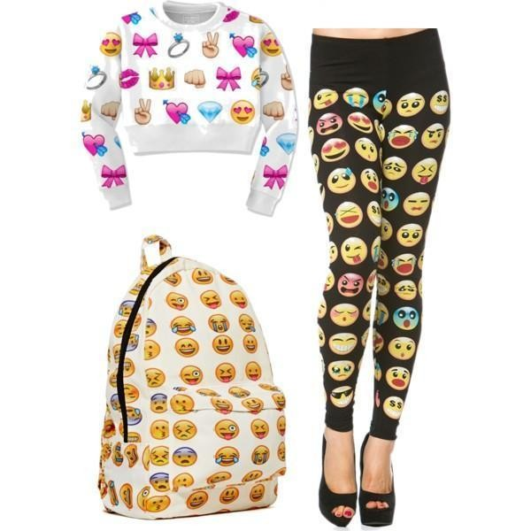 emoji-outfit-ideas-2 50 Affordable Gifts for Star Wars & Emoji Lovers