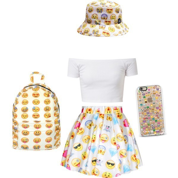 emoji-outfit-ideas 50 Affordable Gifts for Star Wars & Emoji Lovers