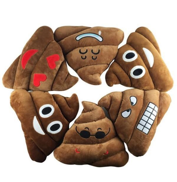 emoji-pillow-4 50 Affordable Gifts for Star Wars & Emoji Lovers