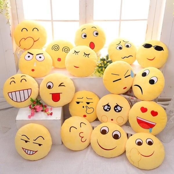 emoji-pillow-5 50 Affordable Gifts for Star Wars & Emoji Lovers