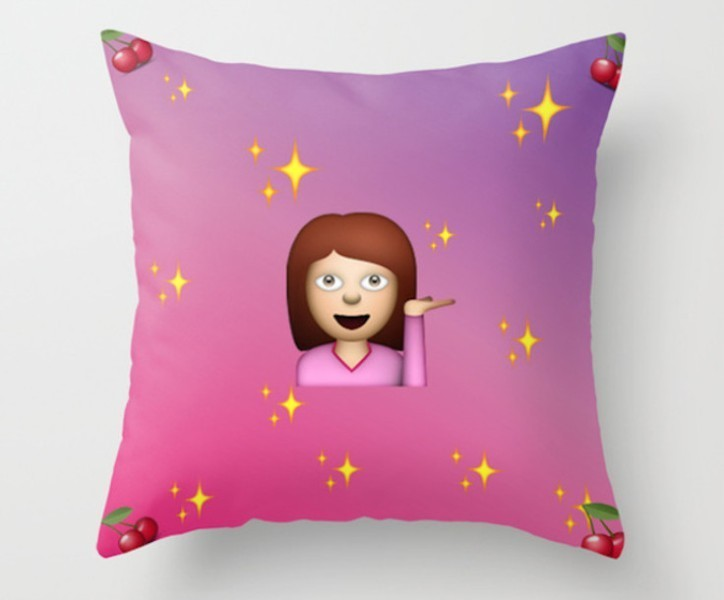 emoji-pillow 50 Affordable Gifts for Star Wars & Emoji Lovers