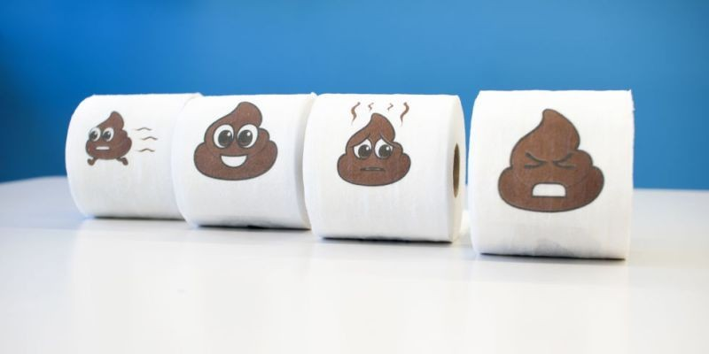 emoji-toilet-rolls 50 Affordable Gifts for Star Wars & Emoji Lovers