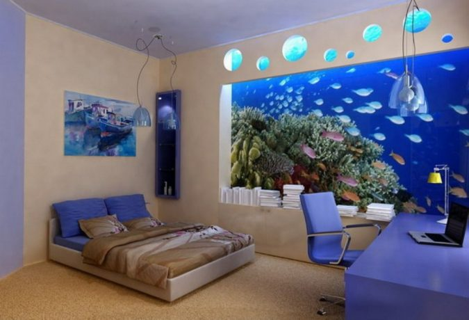fish-tank-decor3-675x460 7 Design Ideas for Teens' Bedrooms