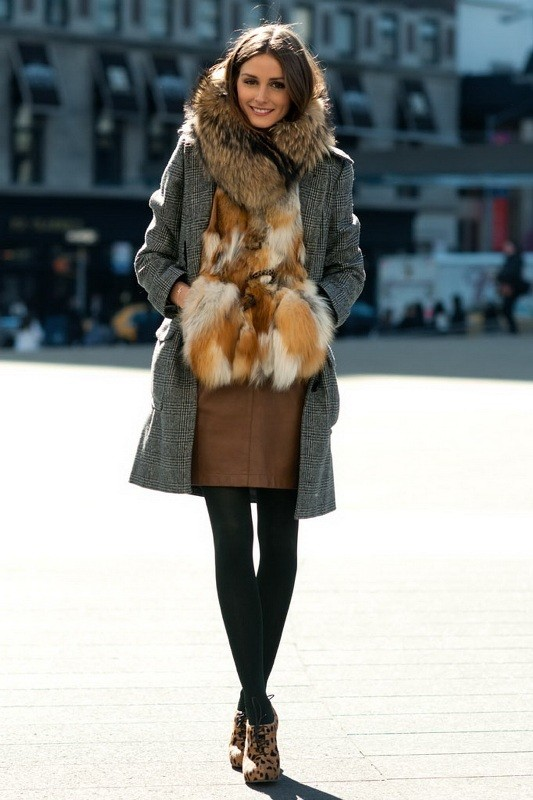 fur-scarves-5 20+ Catchiest Scarf Trends for Women in 2020