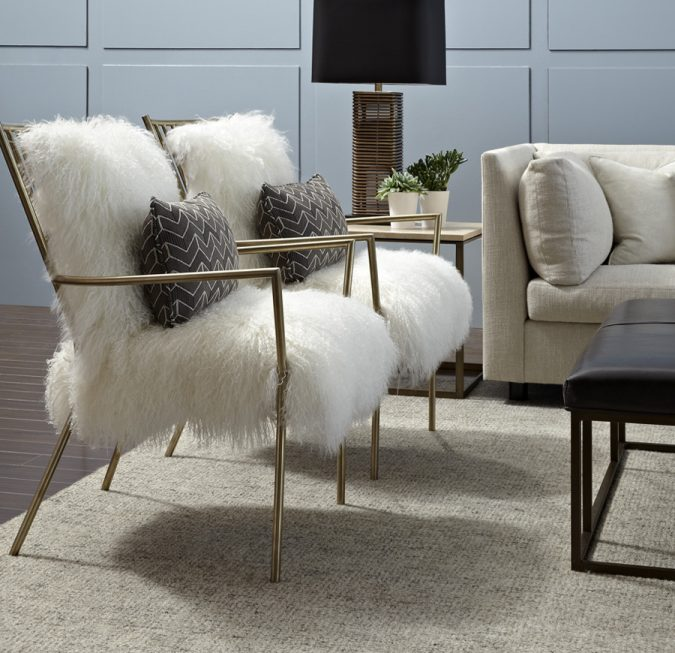 furry-furniture-675x653 20+ Hottest Home Decor Trends for 2020