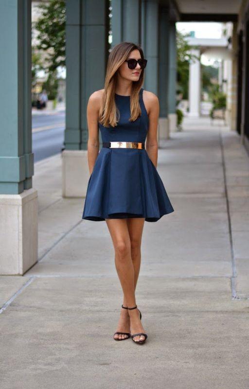 golden-metallic-belt-3 50+ Hottest Fashion Trends for Teenage Girls in 2020