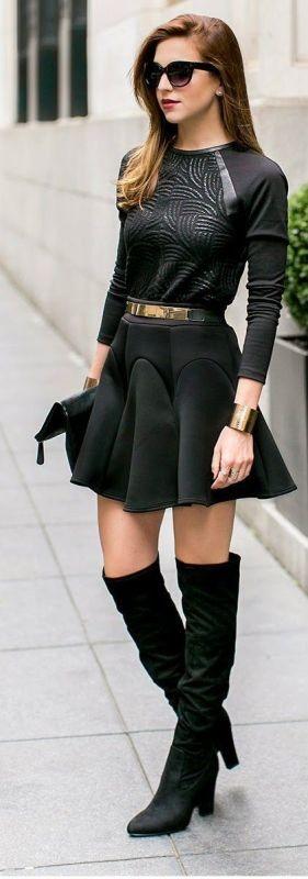 golden-metallic-belt 50+ Hottest Fashion Trends for Teenage Girls in 2020