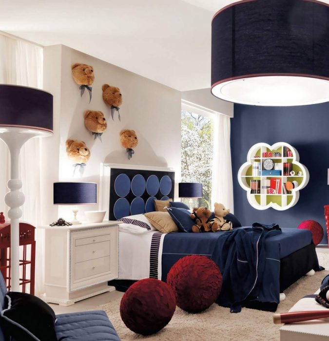 hanging-lamps-675x700 20+ Best Ceiling Lamp Ideas for Kids' Rooms in 2020