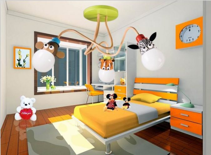 hanging-lamps3-675x498 20+ Ceiling Lamp Ideas for Kids' Rooms in 2017