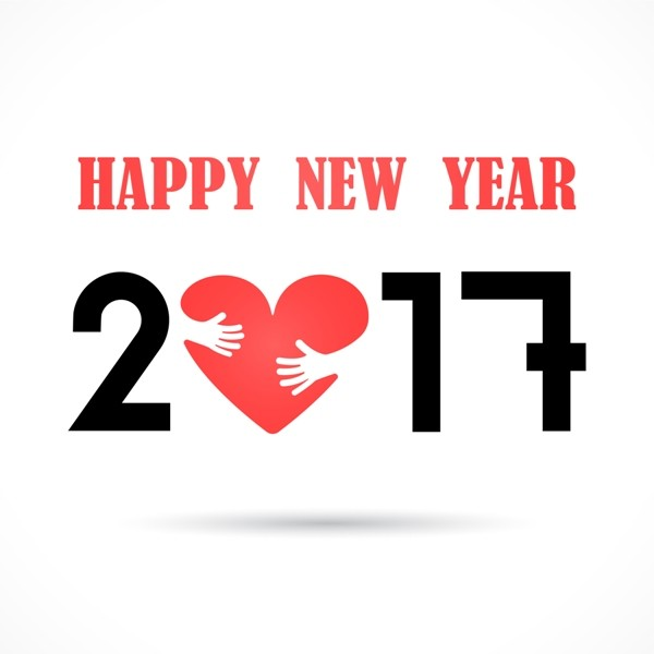 happy-new-year-2017-11 50+ Best Stunning Happy New Year Greeting Cards for 2018