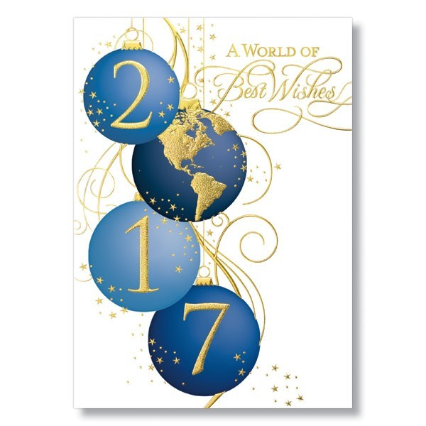 happy-new-year-2017-2 50+ Best Stunning Happy New Year Greeting Cards for 2018