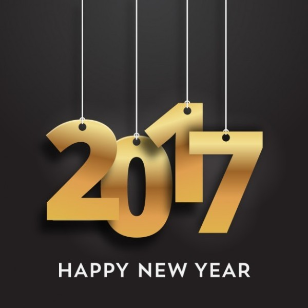 happy-new-year-2017-21 50+ Best Stunning Happy New Year Greeting Cards for 2018