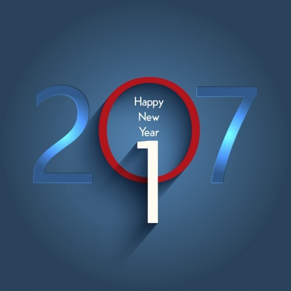 happy-new-year-2017-24 50+ Best Stunning Happy New Year Greeting Cards for 2018