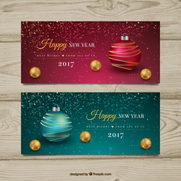 happy-new-year-2017-25 50+ Stunning Happy New Year Greeting Cards for 2017