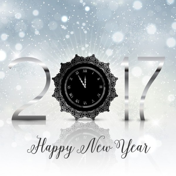 happy-new-year-2017-29 50+ Best Stunning Happy New Year Greeting Cards