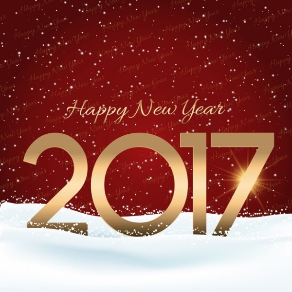 happy-new-year-2017-33 50+ Best Stunning Happy New Year Greeting Cards for 2018
