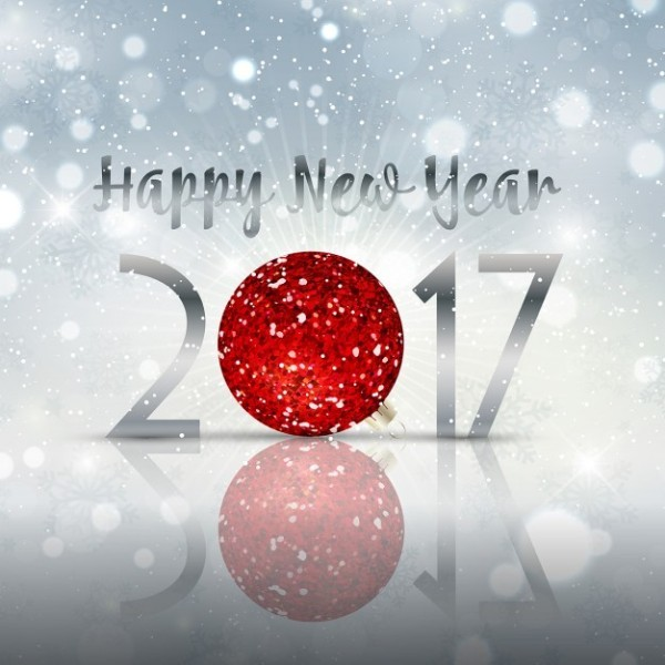 happy-new-year-2017-34 50+ Stunning Happy New Year Greeting Cards for 2017