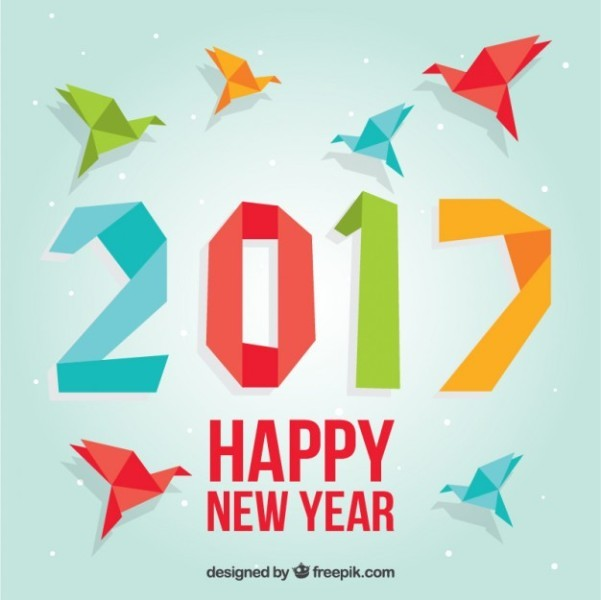 happy-new-year-2017-35 50+ Best Stunning Happy New Year Greeting Cards for 2018