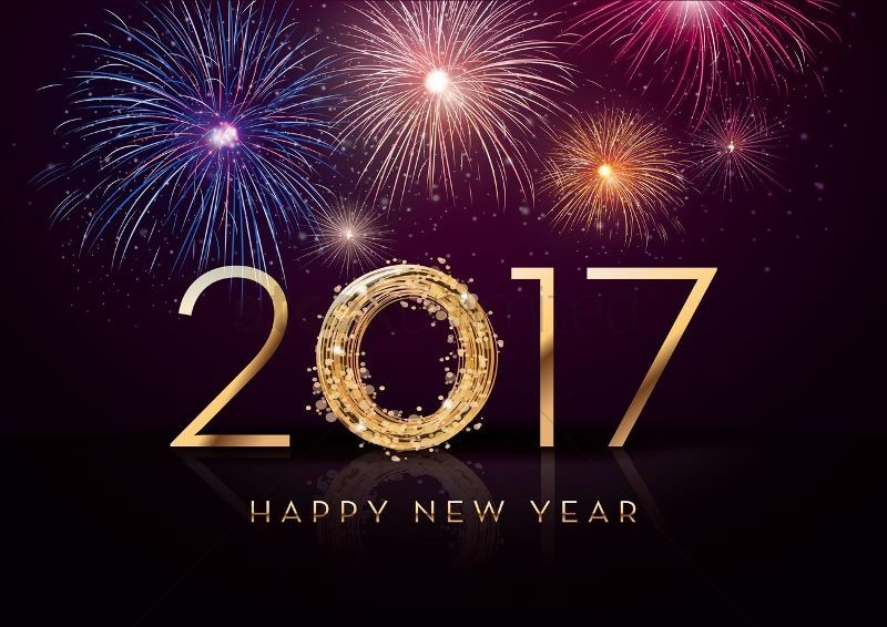 happy-new-year-2017-39 50+ Best Stunning Happy New Year Greeting Cards