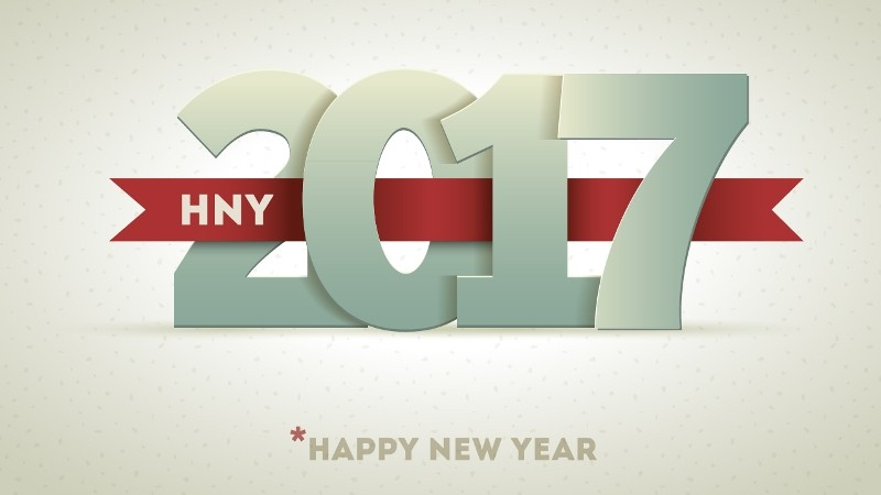 happy-new-year-2017-45 50+ Best Stunning Happy New Year Greeting Cards