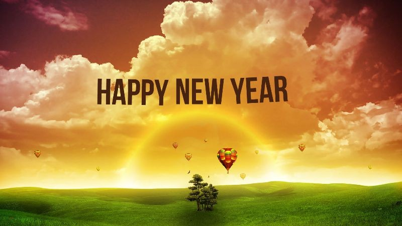 happy-new-year-2017-50 50+ Stunning Happy New Year Greeting Cards for 2017