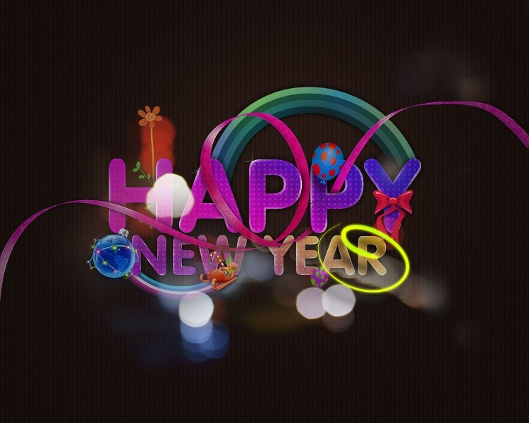 happy-new-year-2017-51 50+ Best Stunning Happy New Year Greeting Cards for 2018