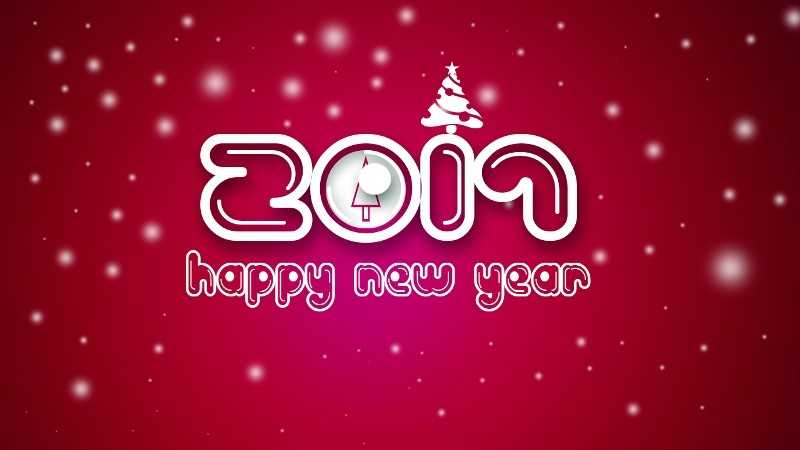 happy-new-year-2017-55 50+ Best Stunning Happy New Year Greeting Cards