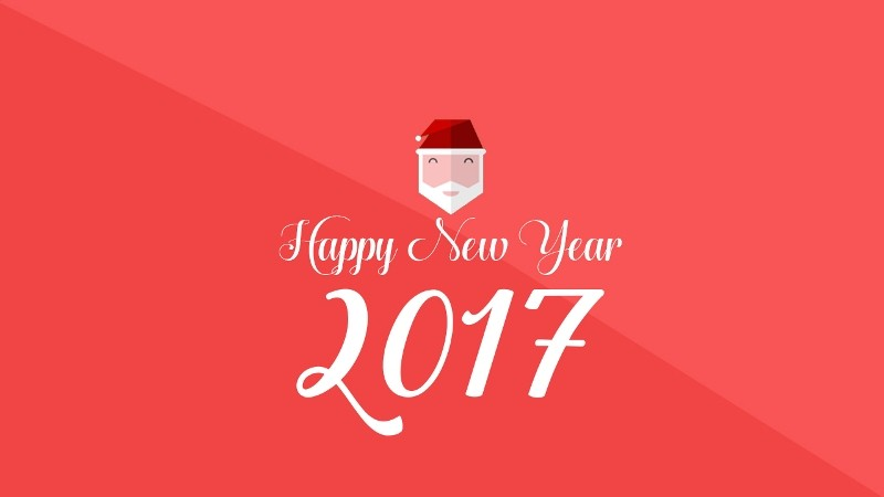 happy-new-year-2017-59 50+ Stunning Happy New Year Greeting Cards for 2017
