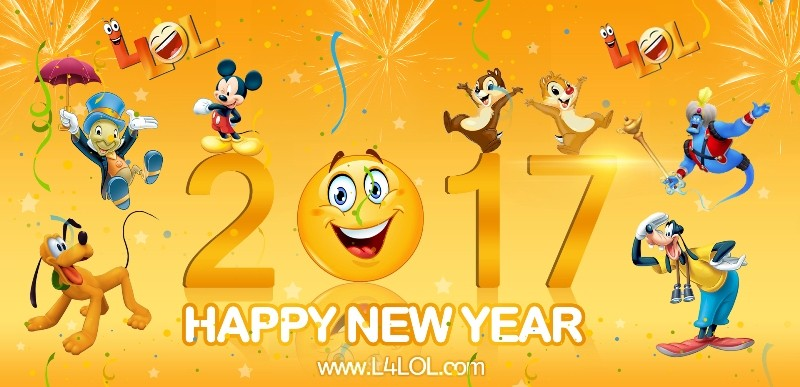 happy-new-year-2017-62 50+ Best Stunning Happy New Year Greeting Cards for 2018