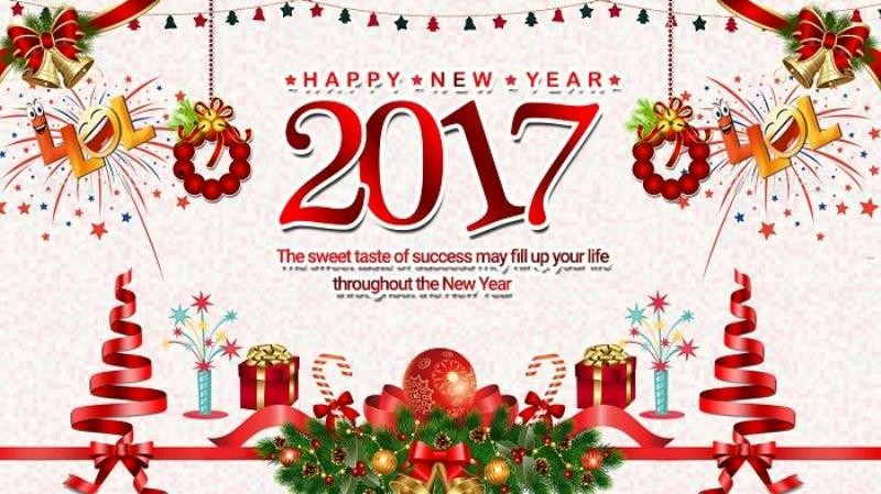 happy-new-year-2017-63 50+ Stunning Happy New Year Greeting Cards for 2017