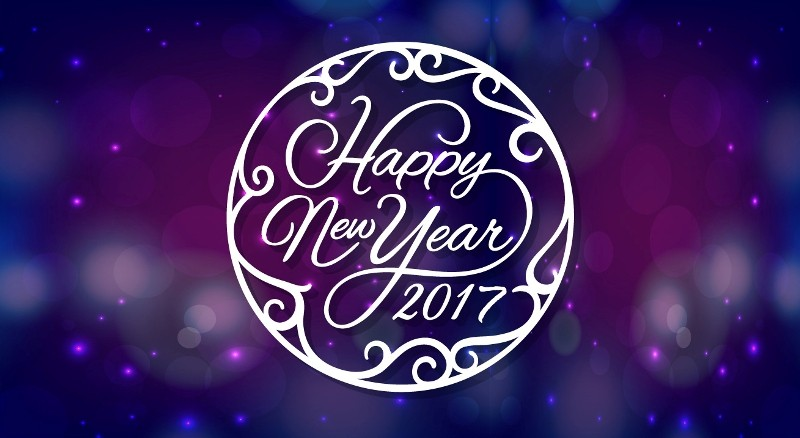happy-new-year-2017-65 50+ Best Stunning Happy New Year Greeting Cards for 2018