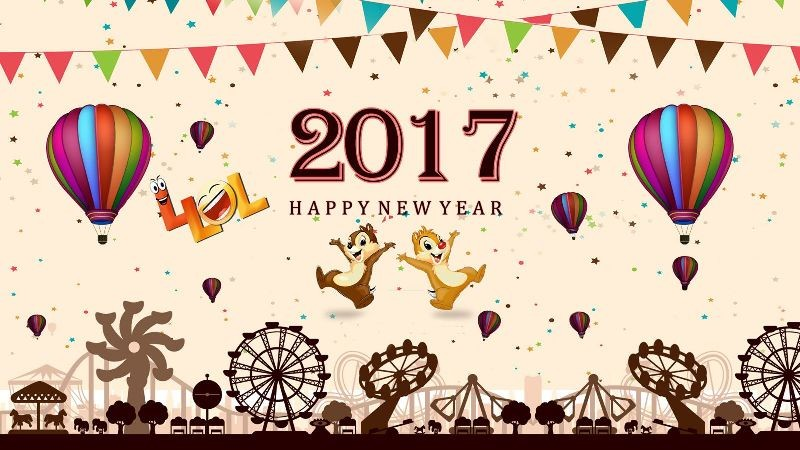 happy-new-year-2017-66 50+ Best Stunning Happy New Year Greeting Cards