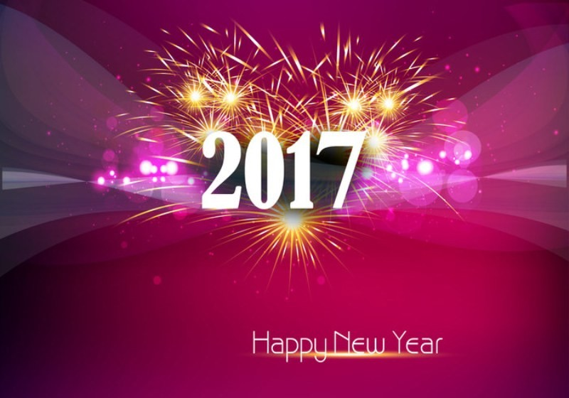 happy-new-year-2017-73 50+ Best Stunning Happy New Year Greeting Cards