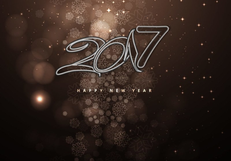 happy-new-year-2017-75 50+ Best Stunning Happy New Year Greeting Cards for 2018