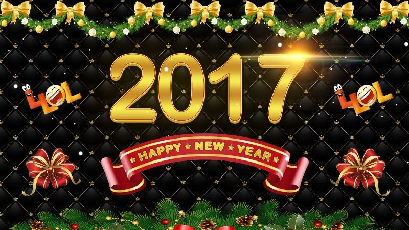 happy-new-year-2017-77 50+ Best Stunning Happy New Year Greeting Cards