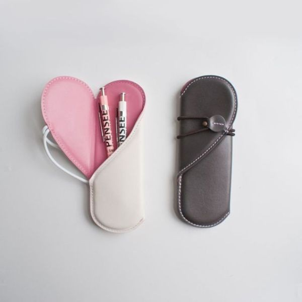 heart-shaped-pen-case 39+ Most Stunning Christmas Gifts for Teens 2018