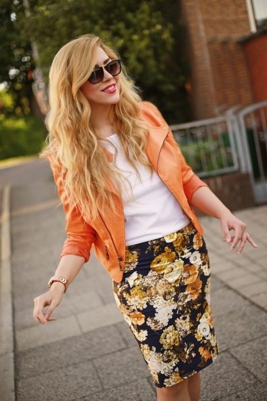 knee-length-skirts-5 15+ Best Spring & Summer Fashion Trends for Women 2020
