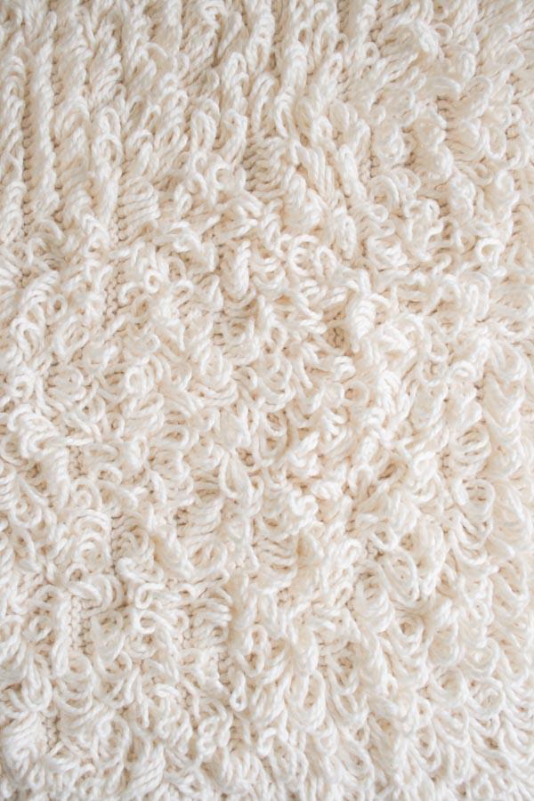 knit-bath-mat 6 Easy DIY Bathroom Rugs