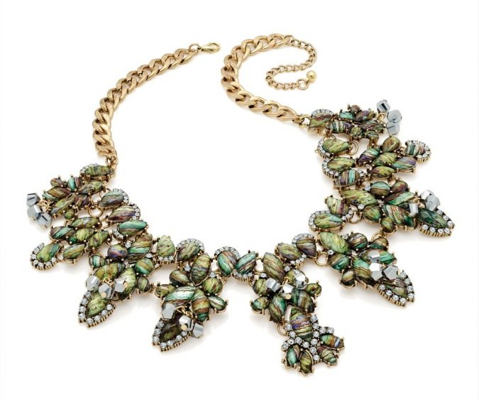 lcbn009_vintage_look_statement_necklace_with_striking_green_marble_effect1000-1-675x563 6 Main Necklace Trends For Summer 2018