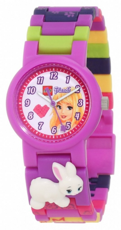 lego_kids_9000805_friends_pink_plastic_2_pack_of_analog_watches_1 75 Amazing Kids Watches Designs