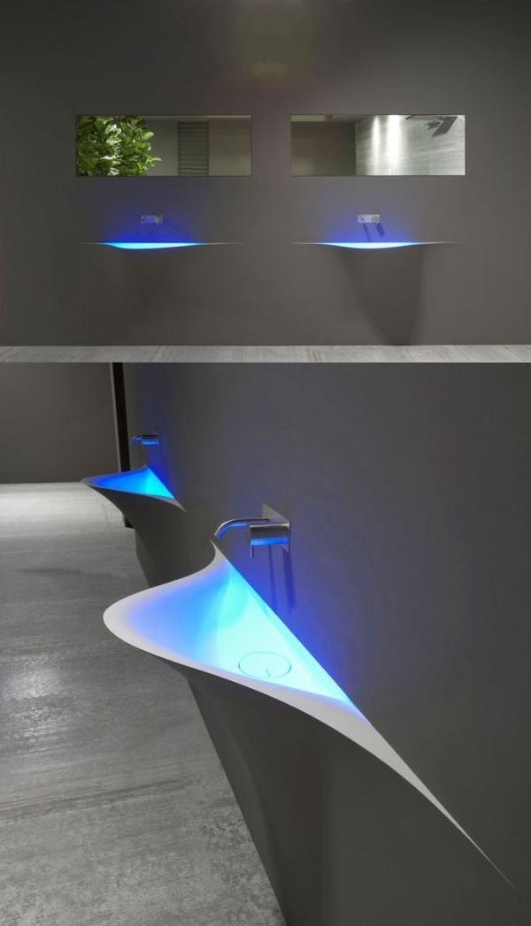 magical-sink6 Top 10 Modern Bathroom Sink Design Ideas