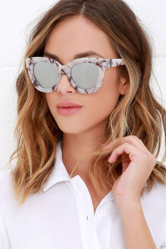 marble-frames-5 11 Hottest Eyewear Trends for Men & Women 2017