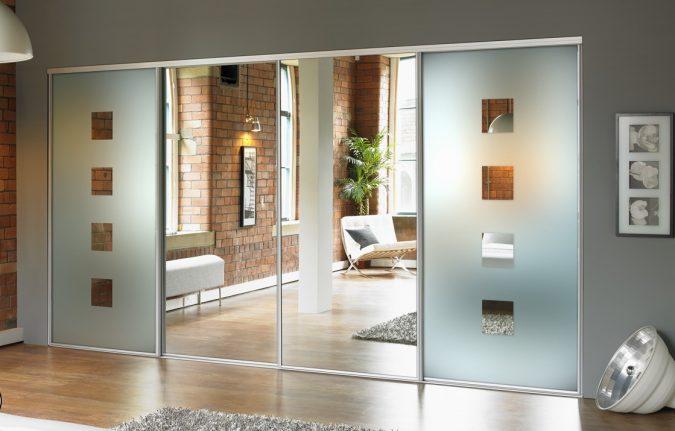 mirror-like-wardrobe9-675x431 6 Brilliant Designs of Bedroom Wardrobes